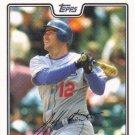 Jeff Kent 2008 Topps #207 Los Angeles Dodgers Baseball Card
