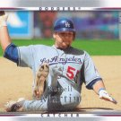 Russell Martin 2007 Upper Deck #349 Los Angeles Dodgers Baseball Card