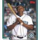 Quinton McCracken 2004 Topps #622 Seattle Mariners Baseball Card