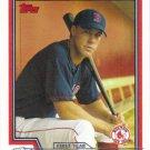 David Murphy 2004 Topps Rookie #303 Boston Red Sox Baseball Card