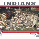 Jhonny Peralta 2004 Topps #504 Cleveland Indians Baseball Card