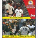 Pedro Martinez 2004 Topps #354 Boston Red Sox Baseball Card