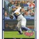 Jorge Posada 2005 Topps Opening Day #132 New York Yankees Baseball Card