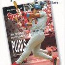 Albert Pujols 2004 Topps #723 St. Louis Cardinals Baseball Card