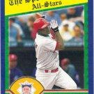 Edgar Renteria 2003 Topps #711 St. Louis Cardinals Baseball Card