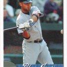 Alex Rios 2007 Fleer #12 Toronto Blue Jays Baseball Card