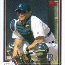 Ivan Rodriguez 2004 Topps #500 Detroit Tigers Baseball Card