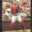 David Ross 2007 Topps #117 Cincinnati Reds Baseball Card