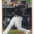 Brian Schneider 2009 Topps #654 New York Mets Baseball Card