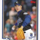 Scott Sullivan 2004 Topps #509 Kansas City Royals Baseball Card
