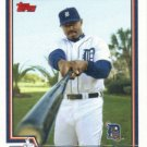 Rondell White 2004 Topps #414 Detroit Tigers Baseball Card