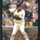 Randy Winn 2007 Topps #527 San Francisco Giants Baseball Card