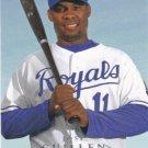 Jose Guillen 2008 Upper Deck #529 Kansas City Royals Baseball Card