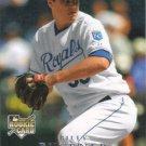 Billy Buckner 2008 Upper Deck Rookie #310 Kansas City Royals Baseball Card