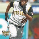 Nyjer Morgan 2008 Upper Deck Rookie #330 Pittsburgh Pirates Baseball Card