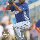 Ramon Troncoso 2008 Upper Deck Rookie #724 Los Angeles Dodgers Baseball Card