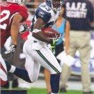 Deion Branch 2009 Upper Deck #174 Seattle Seahawks Football Card