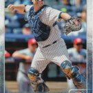 Brian McCann 2015 Topps #17 New York Yankees Baseball Card