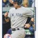 Francisco Cervelli 2014 Topps Update #US-73 New York Yankees Baseball Card