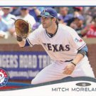 Mitch Moreland 2014 Topps #94 Texas Rangers Baseball Card
