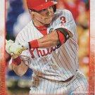 Marlon Byrd 2015 Topps #187 Philadelphia Phillies Baseball Card