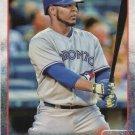 Edwin Encarnacion 2015 Topps #242 Toronto Blue Jays Baseball Card
