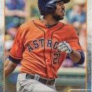 Dexter Fowler 2015 Topps #347 Houston Astros Baseball Card