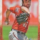 Gio Gonzalez 2015 Topps #44 Washington Nationals Baseball Card