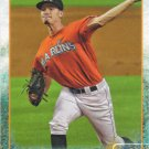 Andrew Heaney 2015 Topps #147 Miami Marlins Baseball Card