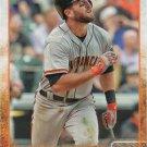 Brandon Hicks 2015 Topps #273 San Francisco Giants Baseball Card