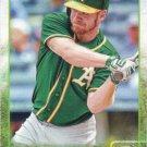 Brandon Moss 2015 Topps #35 Oakland Athletics Baseball Card
