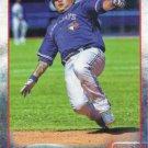 Dioner Navarro 2015 Topps #226 Toronto Blue Jays Baseball Card