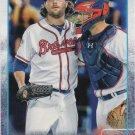 James Russell 2015 Topps #255 Atlanta Braves Baseball Card