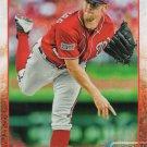 Stephen Strasburg 2015 Topps #665 Washington Nationals Baseball Card