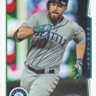Dustin Ackley 2014 Topps Update #US-328 Seattle Mariners Baseball Card