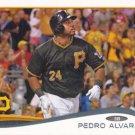 Pedro Alvarez 2014 Topps #192 Pittsburgh Pirates Baseball Card
