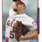 Joe Blanton 2014 Topps #269 Los Angeles Angels Baseball Card