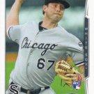Scott Carroll 2014 Topps Update Rookie #US-232 Chicago White Sox Baseball Card