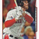 Stephen Drew 2014 Topps #585 Boston Red Sox Baseball Card