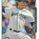 Danny Farquhar 2014 Topps #244 Seattle Mariners Baseball Card