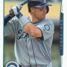 Cole Gillespie 2014 Topps Update #US-280 Seattle Mariners Baseball Card