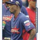 Dee Gordon 2014 Topps Update #US-177 Los Angeles Dodgers Baseball Card