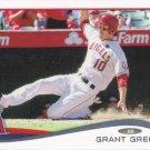 Grant Green 2014 Topps #644 Los Angeles Angels Baseball Card