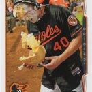 Nick Hundley 2014 Topps Update #US-140 Baltimore Orioles Baseball Card