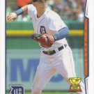 Jose Iglesias 2014 Topps #653 Detroit Tigers Baseball Card