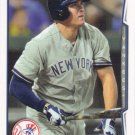 Kelly Johnson 2014 Topps #504 New York Yankees Baseball Card