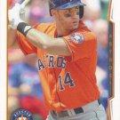 J.D. Martinez 2014 Topps #108 Houston Astros Baseball Card