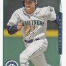 Brad Miller 2014 Topps #342 Seattle Mariners Baseball Card