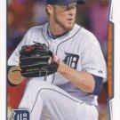 Joe Nathan 2014 Topps #628 Detroit Tigers Baseball Card