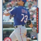 Rougned Odor 2014 Topps Update Rookie #US-276 Texas Rangers Baseball Card